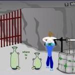 Liberte o Prisioneiro (Jogo de Lógica das Jarras)