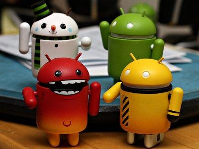 Smartphones e Tablets Android são baseados em Linux
