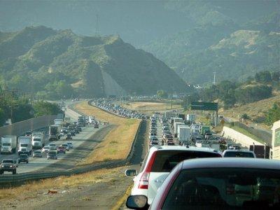 Controle de tráfego de alta tecnologia