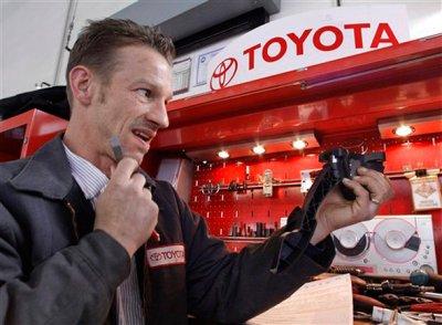 Toyota utiliza Linux para deixar os carros mais espertos